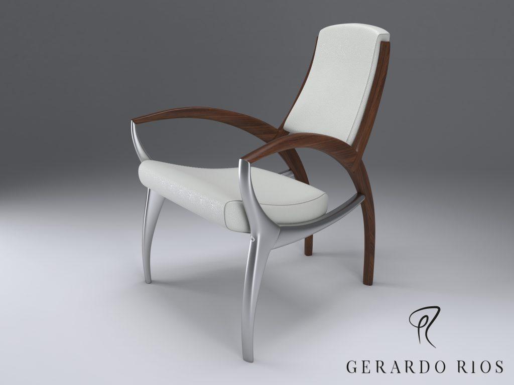 Aero Amelia Chair
